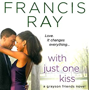With Just One Kiss Audiobook