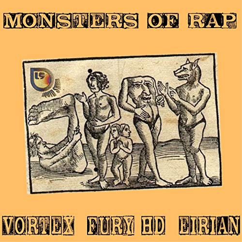 Monsters of Rap (feat. Eirian) ()