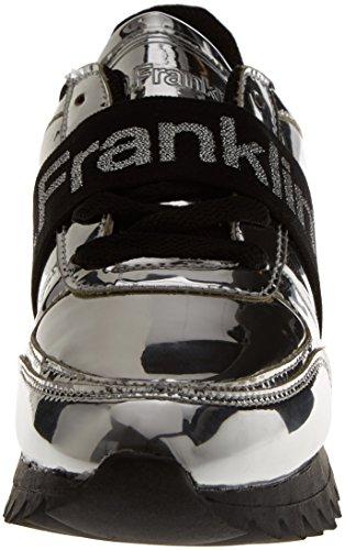 a Plata Grigio Sneaker Franklin D Pantofole Stivaletto Donna t8TSq6