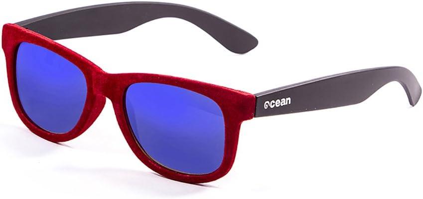 TALLA Única. Ocean Sunglasses Beach Velvet - Gafas de Sol Unisex