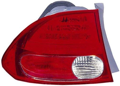 nda Civic Driver Side Tail Light Unit (Civic Tail Light Lh Driver)