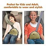 ICENN Car Seat Travel Pillow, Neck Support Shoulder