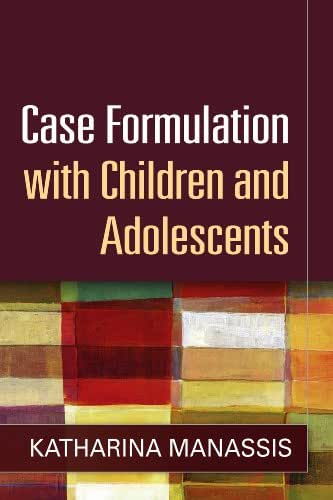 Case Formulation with Children and Adolescents
