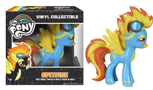 My Little Pony Vinyl Collectible Figure Funko My Little Pony Vinyl Figure Spitfire by My Little Pony