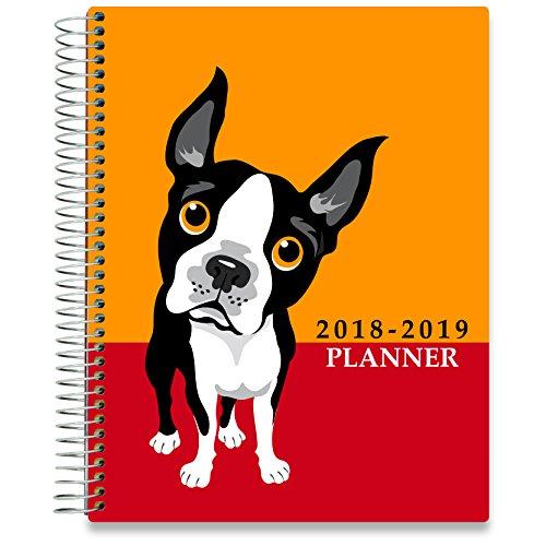 Tools4Wisdom 2019 Planner 8.5 x 11 Hardcover - DEC 2018 to DEC 2019