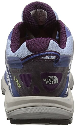 The North Face Hedgehog Fastpack Lite Ii Gtx, Botas de Senderismo para Mujer Azul (Coastal Fjord Blue / Chambray Blue)