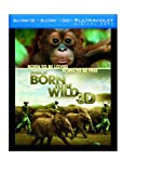 IMAX: Born to Be Wild (Blu-ray 3D / DVD / UltraViolet Digital Copy Combo Pack)