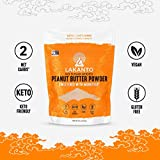 Lakanto Peanut Butter Powder, 2 Net Carb Keto