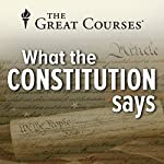 What the Constitution Says | Rufus Fears