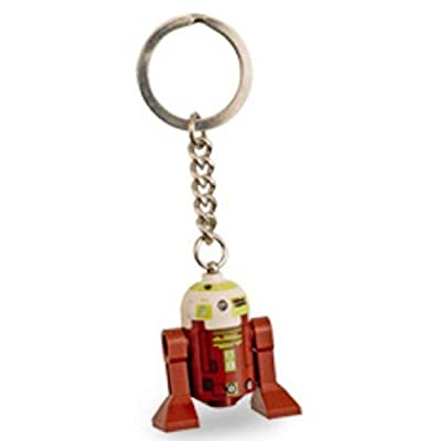 LEGO 852548 Star Wars R7-A7 Droid Minifigure Key Chain: Toys & Games