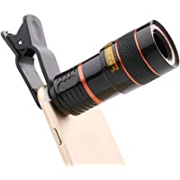 Jstbuy Lans for Mobile Camera Zoom HD Telescope Lens with Blur Background