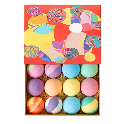 Review Bath Bombs – 12