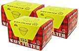 Kalita New Wave Filter 155 White[Dripper 155/for 1~2 Persons] 50×3 boxes