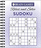 Brain Games® Relax and Solve: Sudoku