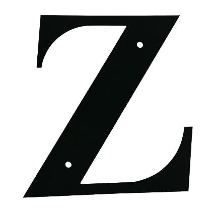 Letter Z Pictures.Amazon Com Village Wrought Iron Let Z Letter Z Large18