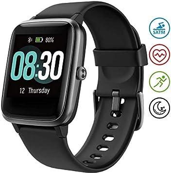 UMIDIGI Reloj Inteligente Smartwatch Impermeable IP68 para Hombre ...
