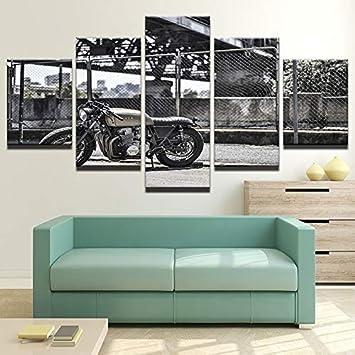 Amazon.com: WJNKGHG Modulare Leinwand HD Drucke Poster ...