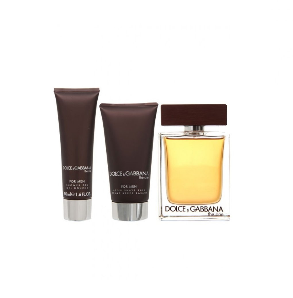Dolce and Gabbana The One for Men, Gift Set Dolce & Gabbana