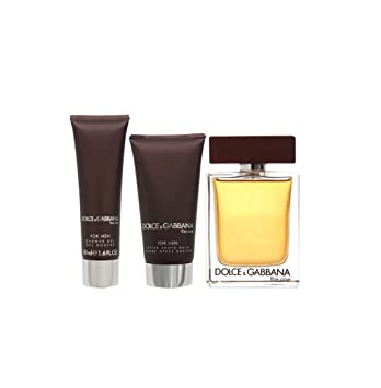 1fd81f6d Amazon.com : Dolce and Gabbana The One for Men, Gift Set : Fragrance Sets :  Beauty
