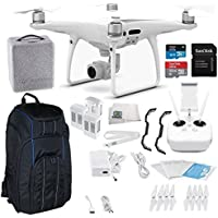 DJI Phantom 4 PRO Quadcopter Ultimate Pro Backpack Bundle Kit