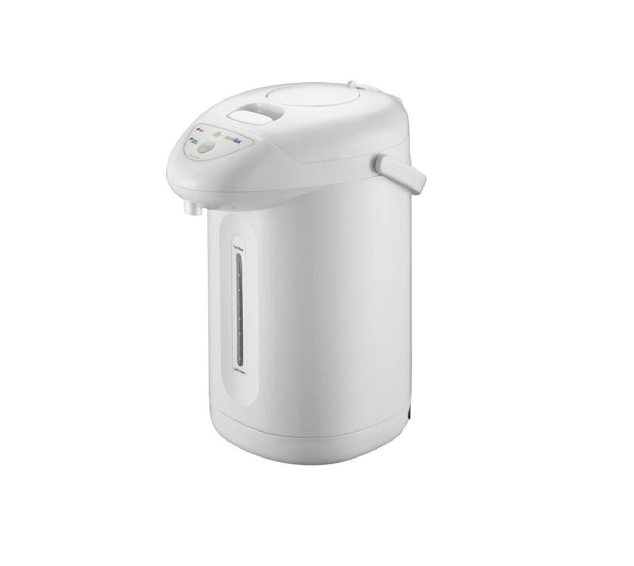 Eurolux EL5003W 5 Quart Hot Pot with Reboil Feature & Manual Pump