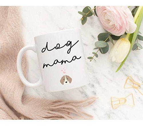 Dog Mama Mug, Dog Lovers Mug, Crazy Dog Lady Mug, Funny Dog Mug, Dog Lover Gift, Dog Mug