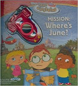 Amazon.com: Disney's Little Einstein: Mission: Where's