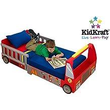 FireTruck Toddler Cot