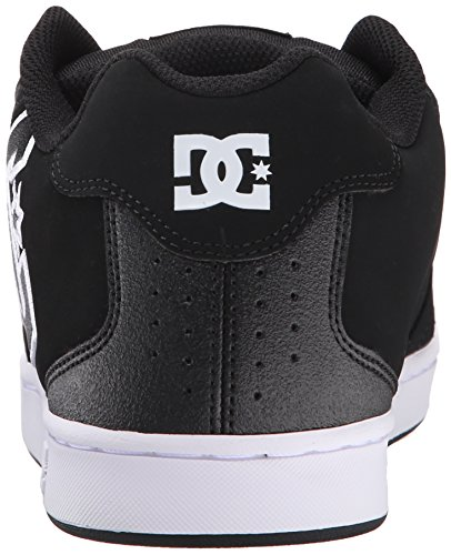Net Up Black Men Black Lace White DC Shoe w5tY8Wp