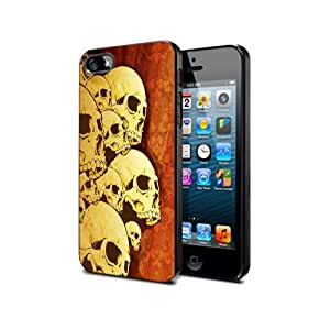 Case Cover Silicone Sumsung S3 Skull Ghosts Sk09 Halloween Protection Design
