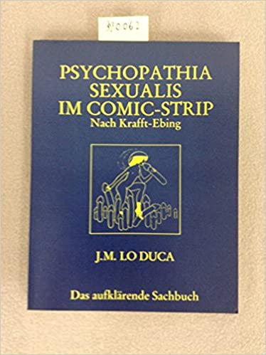 Psychopathia sexualis im comic-strip