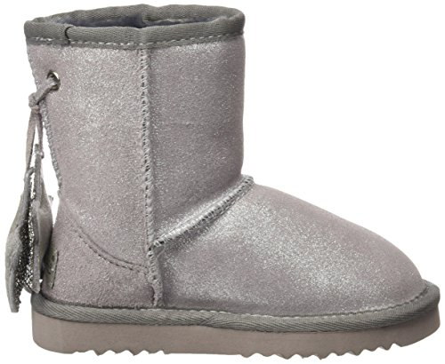 Loca grey Bottines 6975 Gris 08 Fille Oca RUdYZR