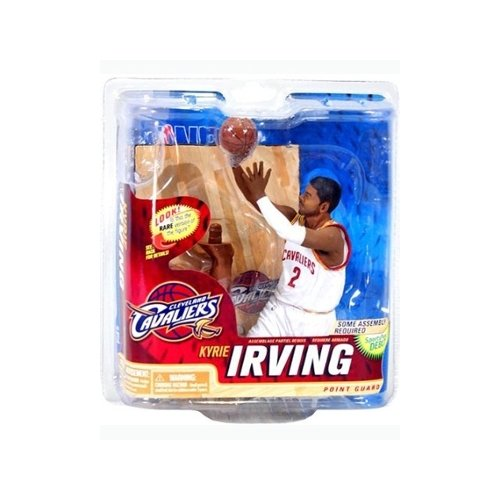 McFarlane Sportspicks: NBA Series 22 Kyrie Irving - Cleveland Cavaliers GOLD LEVEL VARIANT 6 inch Action Figure