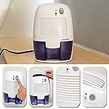 NPLE--Portable Mini Quiet Electric Home Drying Moisture Absorber Air Room Dehumidifier