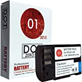 DOT-01 Brand Pentax K-1 II Battery for Pentax K-1 II DSLR and Pentax K-1 II Battery Bundle for Pentax DLI90 D-Li90