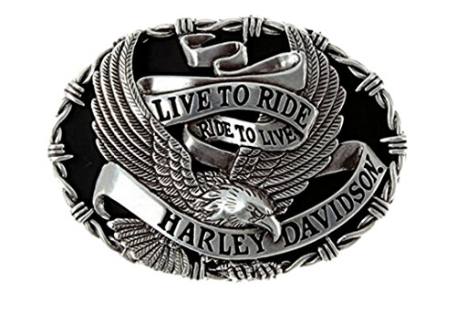 Harley Belt Buckles (Harley-Davidson Breezer Belt)
