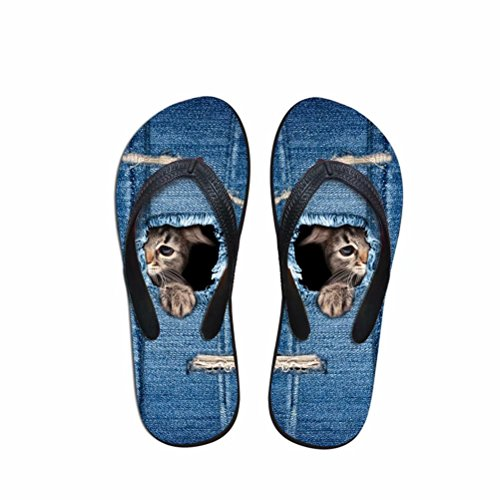 Denim Femme Nopersonality Nopersonality Pet2 Mules Mules aqZIn0v