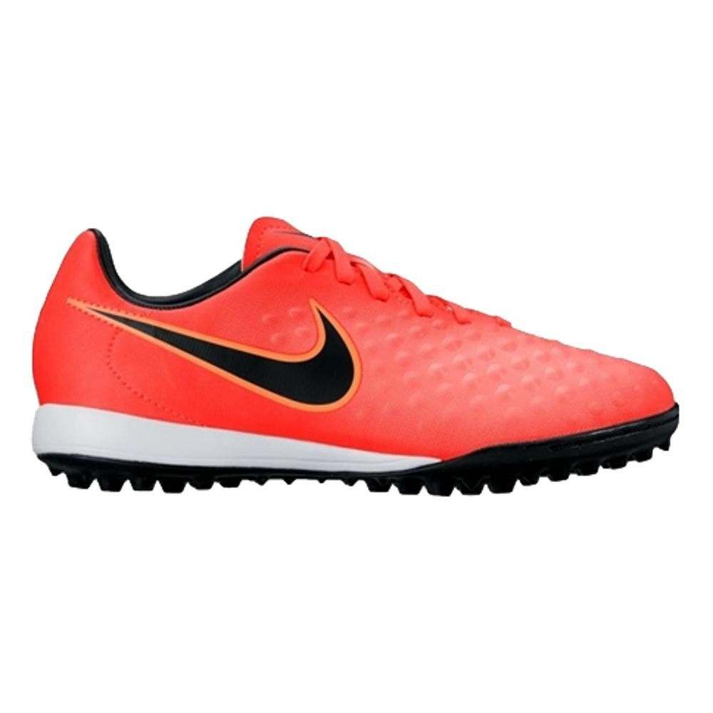 NIKE Youth Magista Opus II Turf Shoes [Total Crimson] (2Y)
