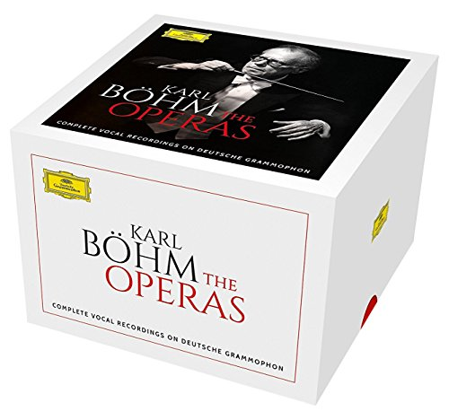 CD : Karl Bohm - Complete Opera & Vocal Recordings (Boxed Set, 70 Disc)