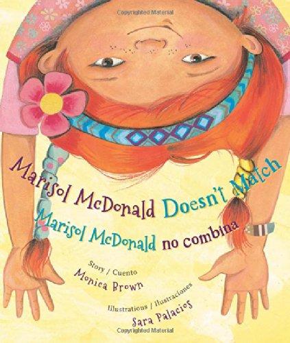 Marisol McDonald Doesn't Match / Marisol McDonald no combina from Lee & Low Books