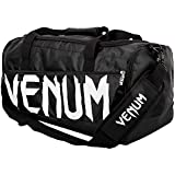 Venum Sparring Sport Bag - Black/White, One Size