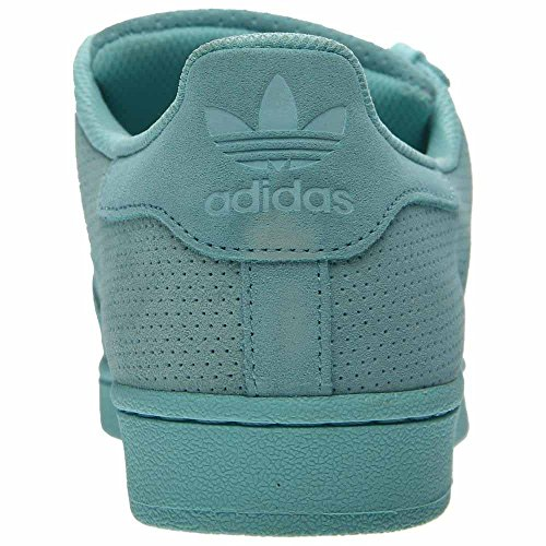 Adidas Heren Superster Rt Fashion Sneaker Helder Aqua / Clear Aqua / Clear Aqua