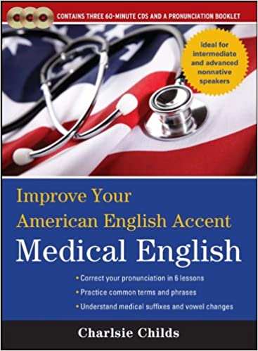 Improve Your American English Accent Book