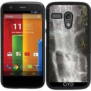 Funda para Motorola Moto G (Generation 1) - Cascada by Cadellin