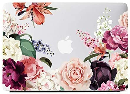 MacBook Floral Flower Matte Retina