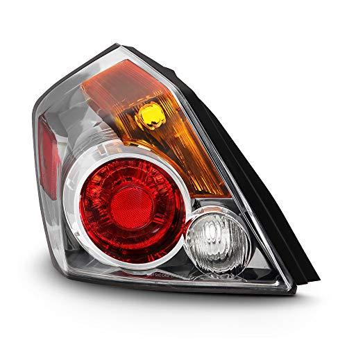 ACANII - For 2007-2012 Nissan Altima 4-Door Sedan Tail Light Rear Brake Lamp Assembly Replacement Left Driver Side