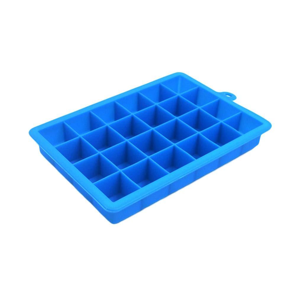 Silicone Moule /à Gla/çons D/émoulage Facile Facile /à Utiliser et /à Nettoyer pour les Familles les F/êtes et les Bars