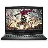 """Alienware M17 Gaming Laptop, 17.3"""", FHD, Intel Core i7-8750H, NVIDIA RTX 2060 6GB, 256GB SSD + 1TB Storage, 16GB RAM, AWm17-7667SLV-PUS"""