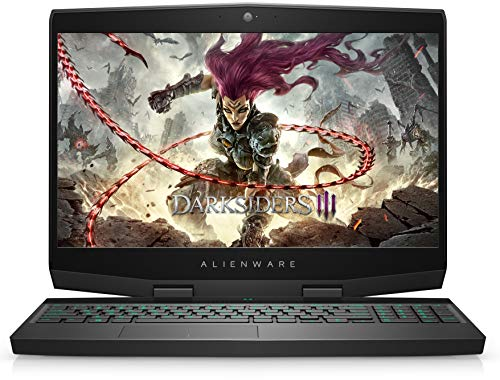 "Alienware M17 Gaming Laptop, 17.3"", FHD, Intel Core i7-8750H, NVIDIA RTX 2060 6GB, 256GB SSD + 1TB Storage, 16GB RAM"