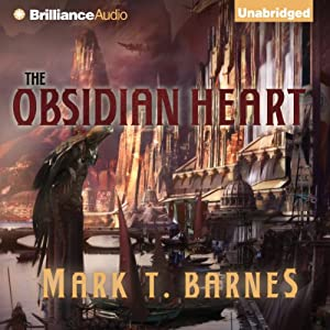 The Obsidian Heart Audiobook
